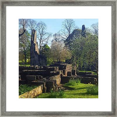Last Pic This Week For The #historic Framed Print by Dante Harker