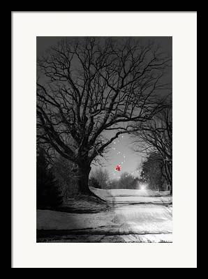 Magical Thought Framed Prints
