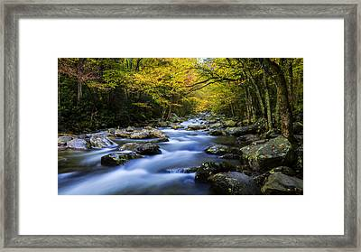 Last Stop Framed Print by Chad Dutson