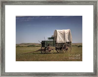 Last Stop Framed Print