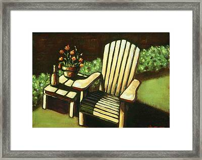 Late Afternoon Framed Print by Helen O Hara