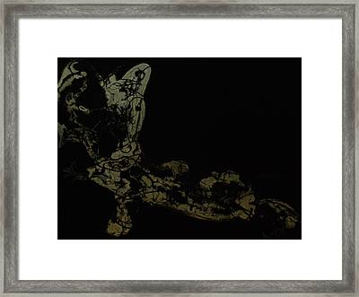 Late Night Framed Print