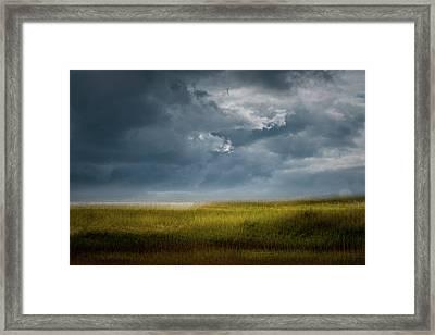 Late September Afternoon  Framed Print