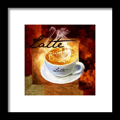 Cup Of Coffee Framed Prints