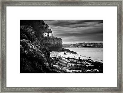 Dylan Thomas Boathouse 5 Framed Print