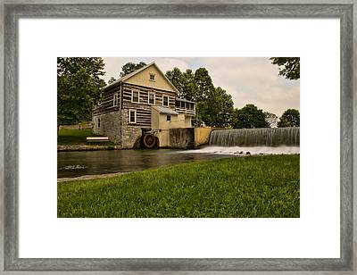 Laughlin Mill  Framed Print