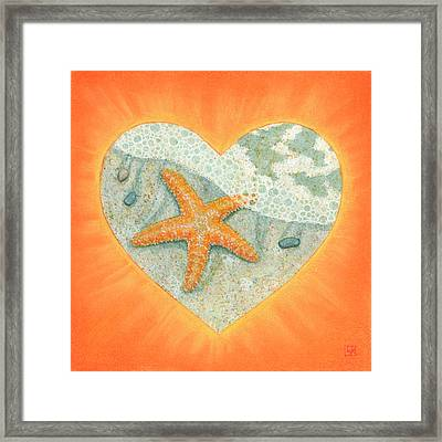 Lauren Framed Print by Lisa Kretchman