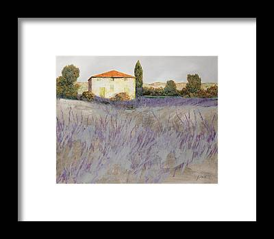 House Framed Prints