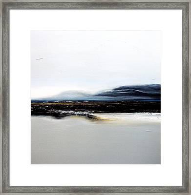Lavender Mist Framed Print by Christine Deckert