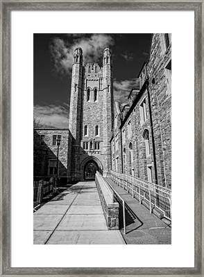 Law School Framed Print by Karol Livote
