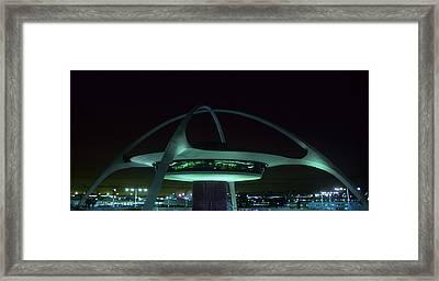 Lax Encounter Restaurant Framed Print by Steve Williams