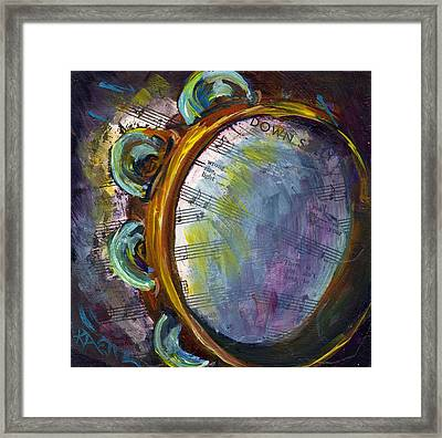 Lay Down Sally Framed Print by Raette Meredith