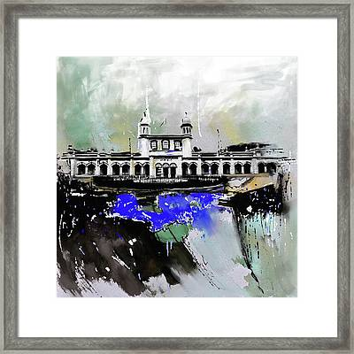 Layallpur District Council Framed Print