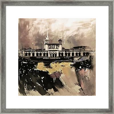 Layalpur District Council 4 Framed Print