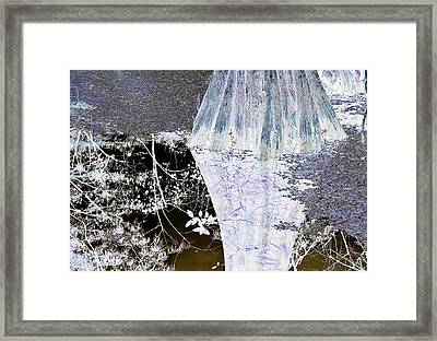 Layers Of Activity Framed Print