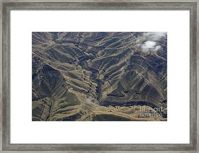Layers Of Beauty Framed Print by Tim Grams