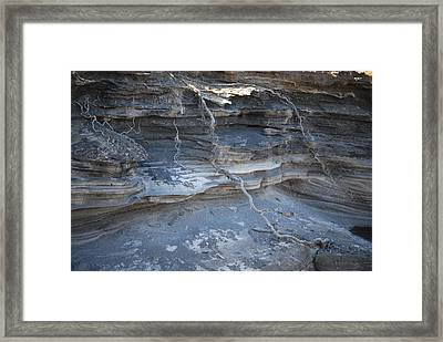 Layers Of Creations Framed Print by Lakida Mcnair