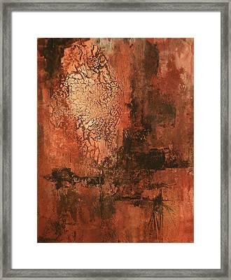 Lazlow's Ghost Framed Print