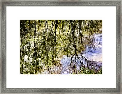 Framed Print featuring the photograph Lazy Day by John Hansen