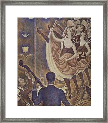 Le Chahut Framed Print