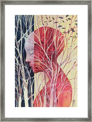 Le Mie Radici Framed Print by Alessandro Andreuccetti
