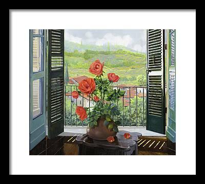 Italian Framed Prints
