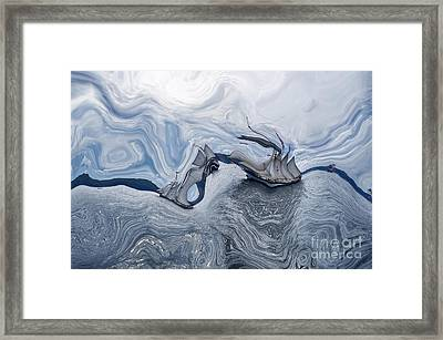Le Vent Dans Les Voiles 07a Framed Print by Variance Collections