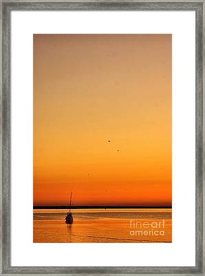 Framed Print featuring the photograph Le Voyage 02 by Aimelle