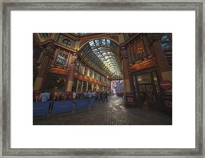 Leadenhall Framed Print