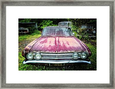 Leader Of The Pack 1964 Buick Framed Print