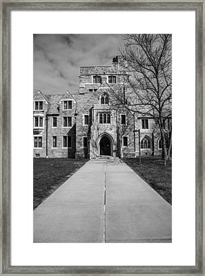 Leading To Education Framed Print by Karol Livote