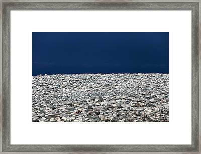 Leading Up Framed Print by John Rizzuto