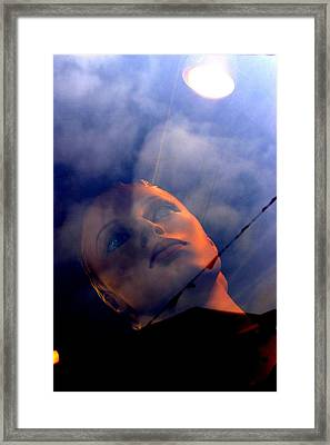 Leanne 2 Framed Print by Jez C Self
