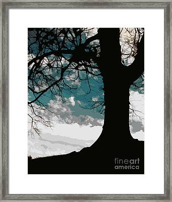 Leaping Spirit Framed Print