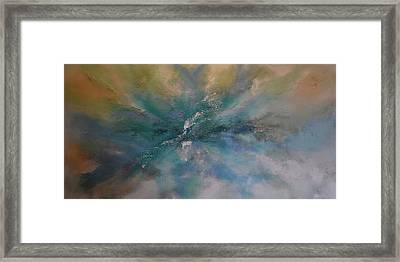 Leave It To The Breeze Framed Print by Tamara Bettencourt