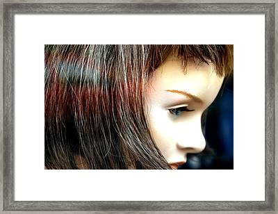 Leave Me Be Framed Print by Jez C Self