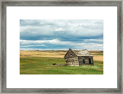Leaving Home Framed Print by Todd Klassy