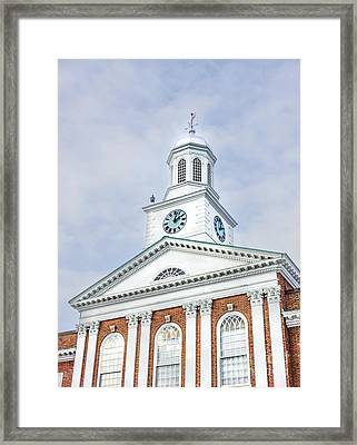 Lebanon, New Hampshire Framed Print by Liesl Marelli
