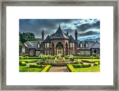 Ledson Winery 2 Framed Print