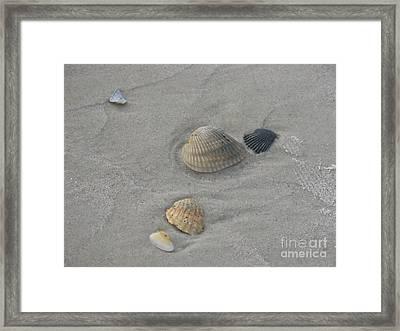 Left Behind Framed Print by Kathy Flugrath Hicks