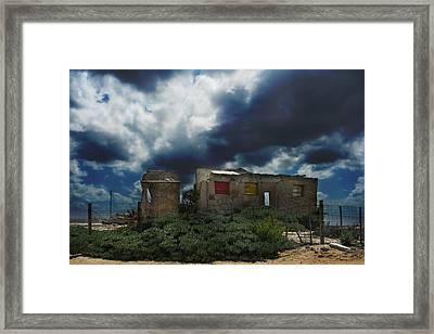 Left Behind Framed Print by Laurie Search