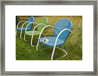 Left Behind Framed Print by Maria Dryfhout