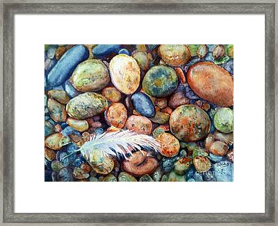 Left Behind Framed Print by Patricia Pushaw