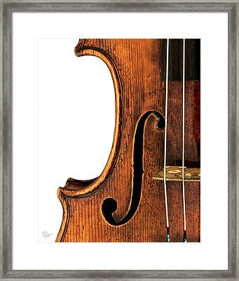 Framed Print featuring the photograph Left F by Endre Balogh