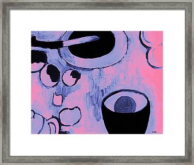 Leftovers Framed Print
