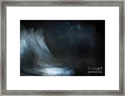 Leftwardlight Framed Print