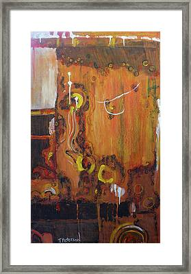 Legacy Framed Print by Todd  Peterson