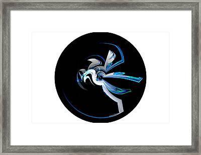 Legendary Horse Pegasus Framed Print by Thibault Toussaint