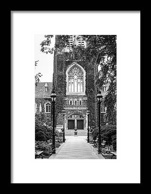 Lehigh University Framed Prints