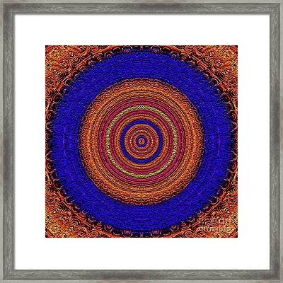 Lehraura Framed Print